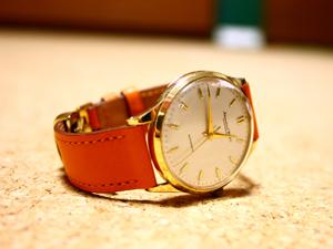 international Watch Company アンティークとTIPO HERMESを組み合わせたお客様