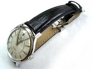 Orient Star Classic VintageとVOLTERRA(ボルテラ)を組み合わせたお客様
