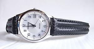 シチズン エコドライブ電波時計 EXCEED EAG74-2943とSPEED(スピード)を組み合わせたお客様