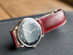1950年代のCYMA手巻き時計とDONATELLO (ドナテロ)を組み合わせたお客様