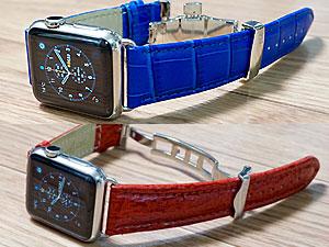 Apple Watch 38mmとBOLLE (ボーレ)を組み合わせたお客様