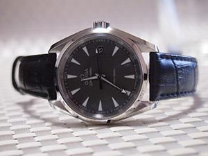 watch 133c3 cf7f2 OMEGA シーマスター アクアテラ クォーツ 231.10.39.60.06.001と ...